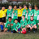 Orient Dragon sponsors Chingford CofE Football Kit