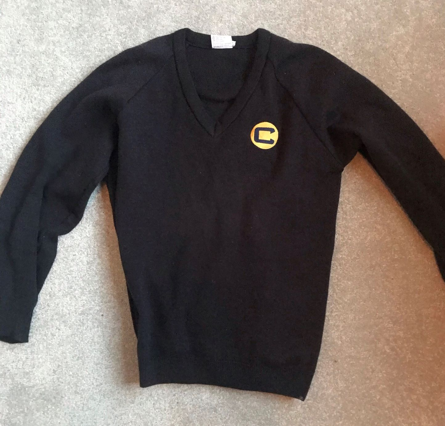 Charter North Jumper: Size 36 Marked