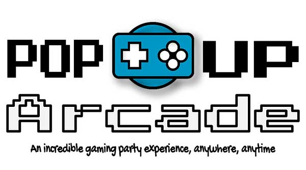 Pop-Up Arcade party