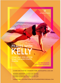 Pilates with Kelly