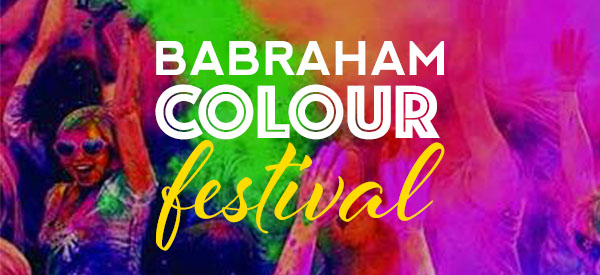 Babraham Colour Run 2018