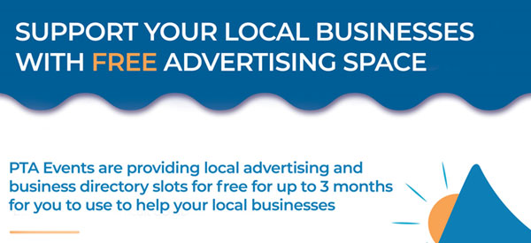 ADVERTISE YOUR BUSINESS FOR FREE