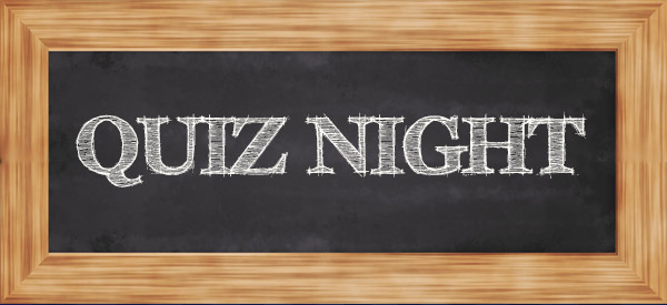 Quiz Night at The Woolpack Pub