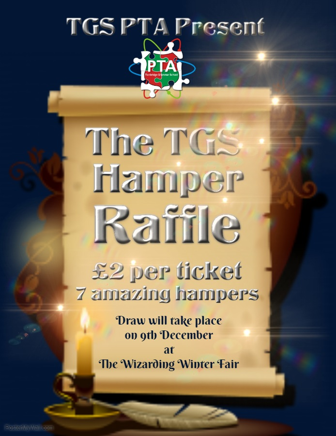 The Legendary Winter Hamper Raffle!