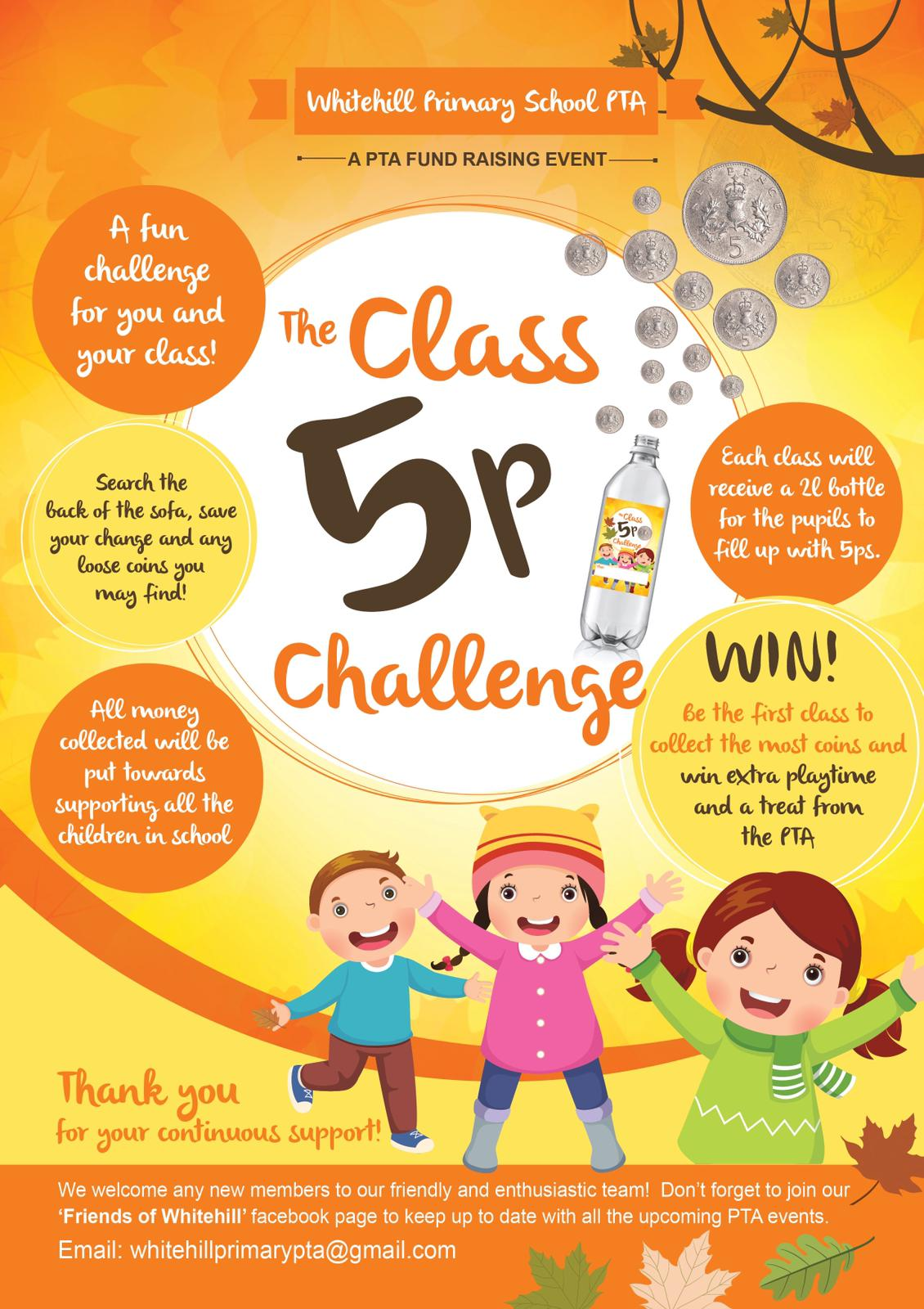 The Class 5p Challenge
